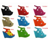 D3515 Wholesale wedge shoes