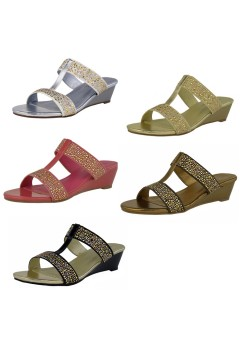 D4529 summer wedge sandal now £2.50 each + VAT