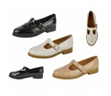 D4616 Wholesale flat cut out shoes Was £8.99 Now £2.99 each + vat