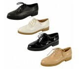 D4591 Flat ladies tassle shoes  £8.99 each  + vat