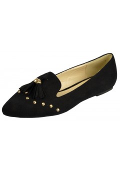 4693 flat casual gold studded tassel shoes £5.99 each