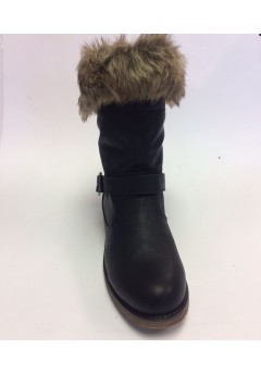 D-5290 Mid calf fur lined winter boots £7.99 each + vat