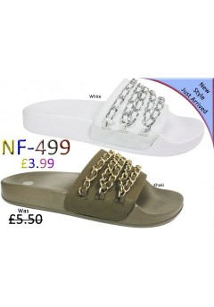 NF-499 Ladies Chain Slider Was £4.99 Now £3.99 each + VAT