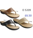 D 5209 Ladies Comfort Sandals £6.50 + VAT