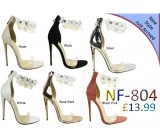 NF-804 Double Jewel sandals £9.99 each + VAT