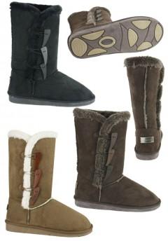 Anita Snug Winter Faux fur Boots Sale Price was £4.99 now £4.50 + VAT