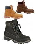 5163 Padded cuff hiking boot with cleated sole £7.99 each + VAT