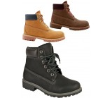 D 5163 Padded cuff hiking boot with cleated sole £7.99 each + VAT
