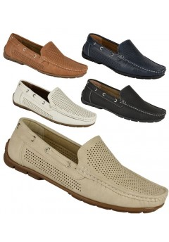 4725 Mens Slip casual driving / boating style shoe, £6.99 + VAT