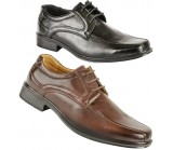4848 Mens lace up derby style formal shoe, £5.50 + VAT
