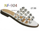 NF-904 Ladies Crystal Studs slider £7.99 Now £5.99 each + VAT