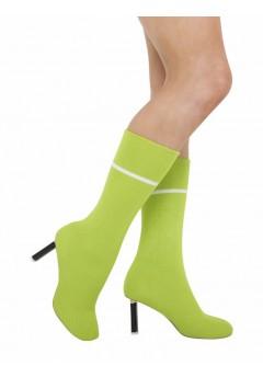 NF 165 Calf  Hi Heel Knit Sock boot, £4.99 each +VAT