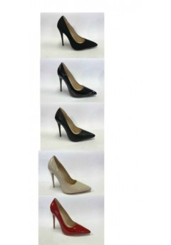 NF-493 Ladies Pointy High Heel Pumps  £11.99 each + VAT
