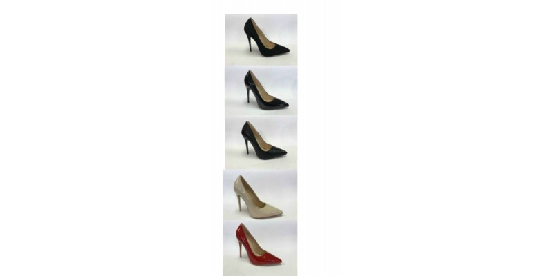 Ladies Pointy High Heel Pumps