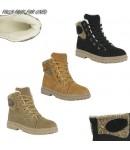 3856 Wholesale winter fur boots £8.99 each