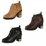 4652 block heeled chelsea boots Was £9.99 each Sale Price £7.99