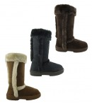 Dot Snug Winter Faux fur Boots Sale Price was £4.99 each now £4.50 + VAT