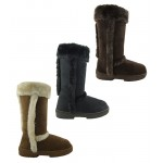 Dot Snug Winter Faux fur Boots Sale Price £4.99